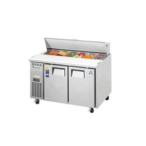 EVEREST EPR2 2 Door Sandwich Prep Table