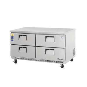 EVEREST ETBWR2-D4 2 Section 4 Drawer Undercounter Refrigerator