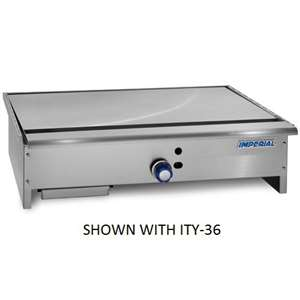 IMPERIAL ITY-48 Countertop Teppanyaki Griddle