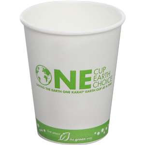 KARAT KE-K512 Friendly Paper Hot Cups