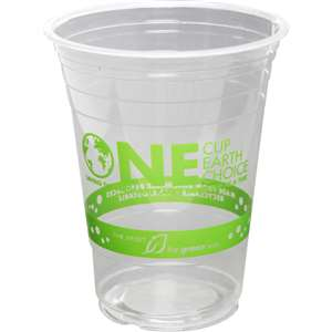 KARAT KE-KC16G Friendly PLA Cups with Stock Print