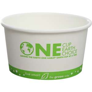 KARAT KE-KDP12 Friendly Paper Food Container