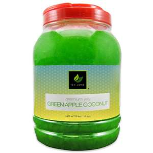 TeaZone B2006 Green Apple Coconut Jelly