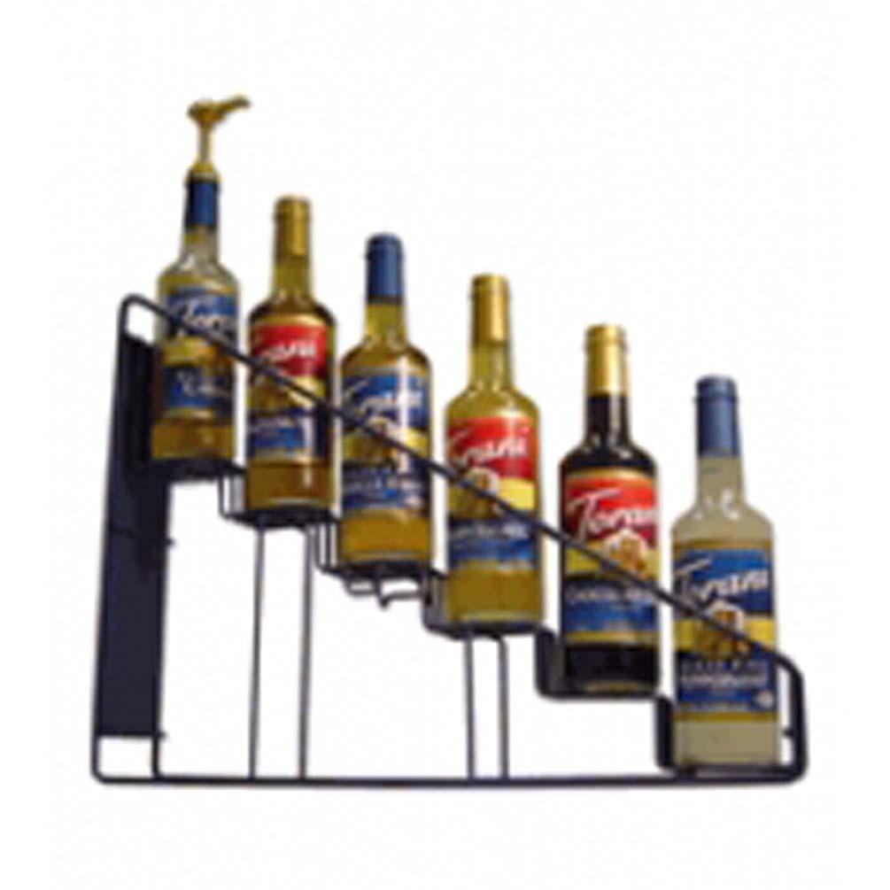 Torani G Wirerack6 Coffee Syrup Wire Rack 6 750ml Bottle