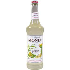 Monin H-GINGER Ginger Syrup 750ml