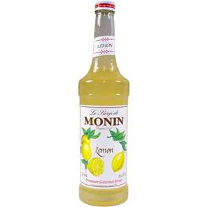 Monin H-LEMON Lemon Syrup 750ml