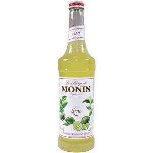Monin H-LIME Lime Syrup 750ml