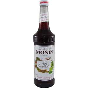 Monin H-SANGRIAMIX-RED Sangria Mix Red Syrup 750ml