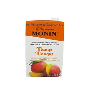 Monin H-SMOOTHIE-MANGO Mango Smoothie