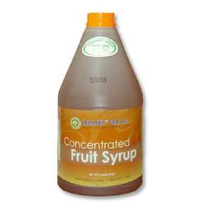 TeaZone J1085 Star Fruit Syrup