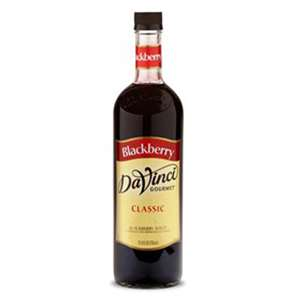 Da Vinci K-BLACKBERRY Blackberry Syrup 750ml
