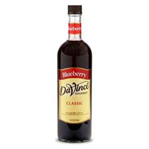 Da Vinci K-BLUEBERRY Blueberry Syrup 750ml