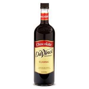 Da Vinci K-CHOCOLATE Chocolate Syrup 750ml