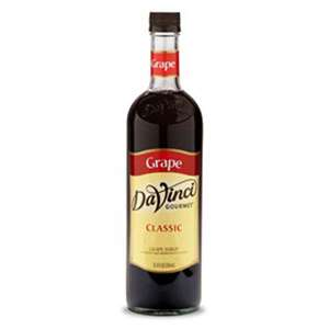 Da Vinci K-GRAPE Grape Syrup 750ml