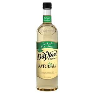 Da Vinci K-NATURAL-HAZELNUT Natural Turkish Hazelnut 700ml