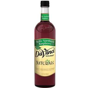 Da Vinci K-NATURAL-RASPBERRY Natural Pacific NW Raspberry 700ml