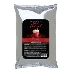 Cappuccine Specialty P4013 Frappe Mix Red Velvet
