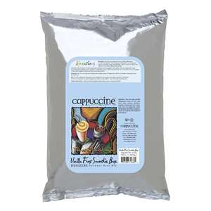 Cappuccine Specialty P4020 Smoothie Mixes Vanilla Frost