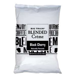 Big Train P6015 Blended Creme Black Cherry Frappe Mix