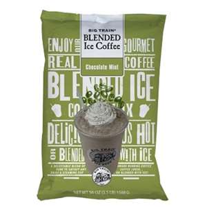 Big Train P6031 BLENDED ICE Chocolate Mint Powder