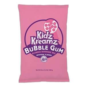 Big Train KIDZ KREAMZ P6060 Bubble Gum