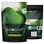 SHOGUN SHOGUN-PRIME Premium Matcha Green Tea Powder
