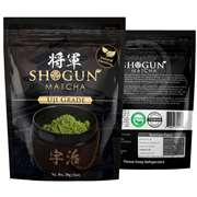 SHOGUN SHOGUN-UJI Premium Matcha Green Tea Powder