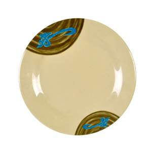 "Thunder Group 7 7 / 8"" Plate, Wei, 1 Dozen, THUND-1008J"