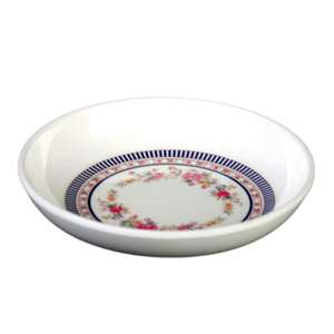 "Thunder Group 1 oz, 2 3 / 4"" Sauce Dish, Rose, 5 Dozen, THUND-1101AR"