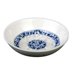 "Thunder Group 1 oz, 2 3 / 4"" Sauce Dish, Blue Dragon, 5 Dozen, THUND-1101DL"
