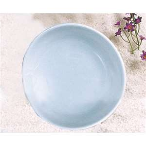 "Thunder Group 13 3 / 4"" Plate, Blue Jade, 1 Dozen, THUND-1914"