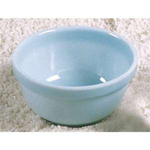 "Thunder Group 10 oz, 4 1 / 2"" Bowl, Blue Jade, 1 Dozen, THUND-1945"