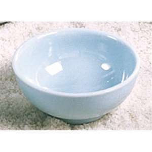 "Thunder Group 8 oz, 4 1 / 2"" Bowl, Blue Jade, 1 Dozen, THUND-3904"