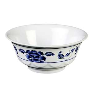 "Thunder Group 34 oz, 7 1 / 4"" Scalloped Bowl, Lotus, 1 Dozen, THUND-5275TB"