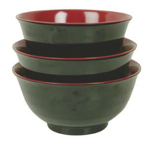 "Thunder Group 38 oz, 7"" Soup Bowl, Two Tone (Xl), 1 Dozen, THUND-5570JBR"