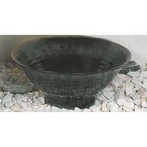 "Thunder Group 24 oz, 6 3 / 4"" Soup Bowl, Tenmoku, 1 Dozen, THUND-5770TM"