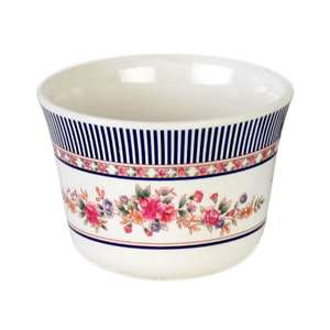 "Thunder Group 5 oz, 3 1 / 8"" Tea Cup, Rose, 1 Dozen, THUND-9152AR"