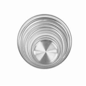 "Thunder Group 11"" Coupe Style Pizza Tray, 12 Each, THUND-ALPTCS011"