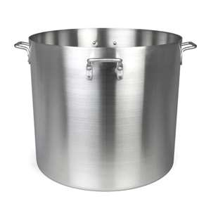 Thunder Group 120 Qt Aluminum Stock Pot, 1 Each, THUND-ALSKSP012