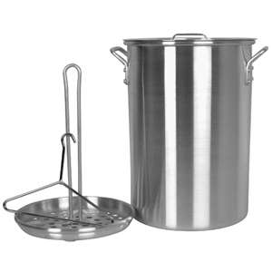 Thunder Group 26 Qt Turkey Pot, 1 Set, THUND-ALSKTP012