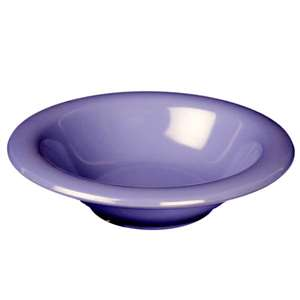 "Thunder Group 4 oz, 4 3 / 4"" Salad Bowl, Purple, 1 Dozen, THUND-CR5044BU"