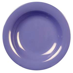 "Thunder Group 13 oz, 9 1 / 4"" Salad Bowl, Purple, 1 Dozen, THUND-CR5809BU"