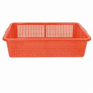 Thunder Group 550mm Plastic Basket (Durable), 1 Each, THUND-PLFB002