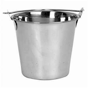 Thunder Group 2 Qt Pail Balti, 12 Each, THUND-SLPAL002