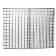 "Thunder Group 11 3 / 8"" X 14 5 / 8"" Fryer Screen, Nickel Plated, 12 Each, THUND-SLRACK1114"