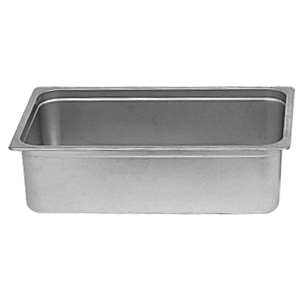 Thunder Group Dripless Water Pan, 1 Each, THUND-SLRCF111