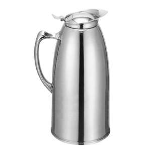 Thunder Group 33 oz Stainless Steel Lined Carafe, 1 Each, THUND-TWSM033