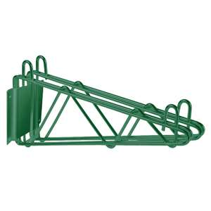 Thunder Group WBEP221 Wire Shelving Double Wall Bracket