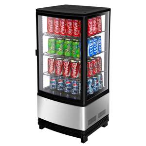 TURBO AIR CRT-77-1R Countertop Refrigerated Showcase