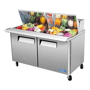 TURBO AIR MST-60-24 Sandwich Table